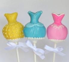 Disney Pop cakes