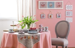 Cupcakes deco table