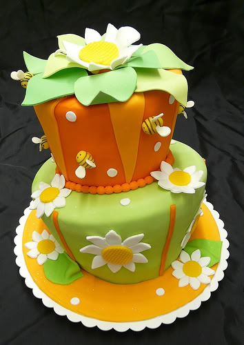 Cake Ideas With Fondant : 301 Moved Permanently