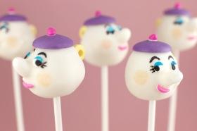 Mrs. Potts Cake Pops