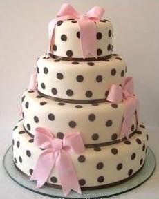Fondant cake Luxembourg