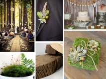 moss-wood-wedding-inspiration-board-ring-pillow-boutonniere-cake