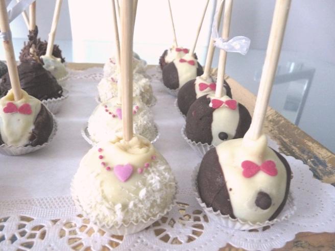 Wedding pop cakes 4