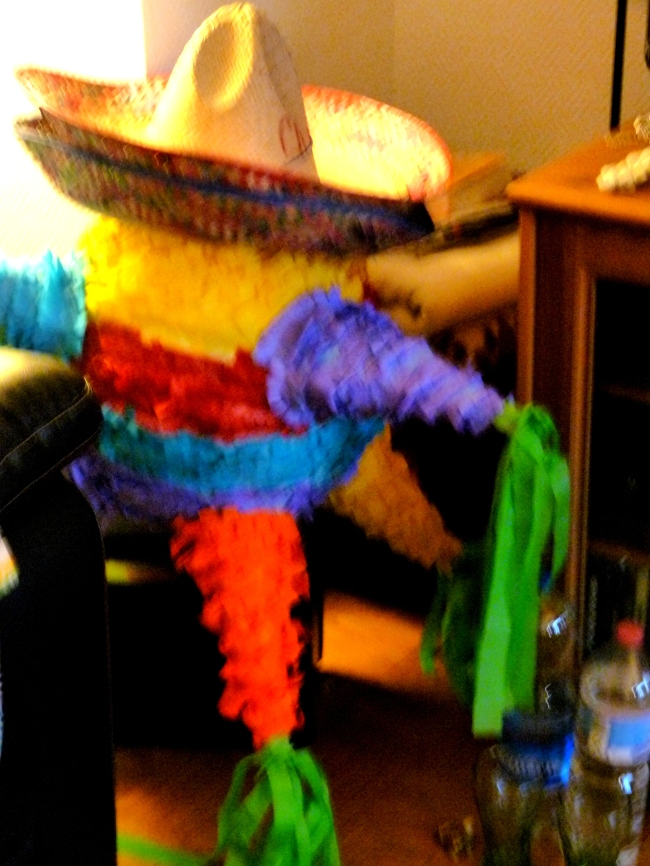 mexican party deco
