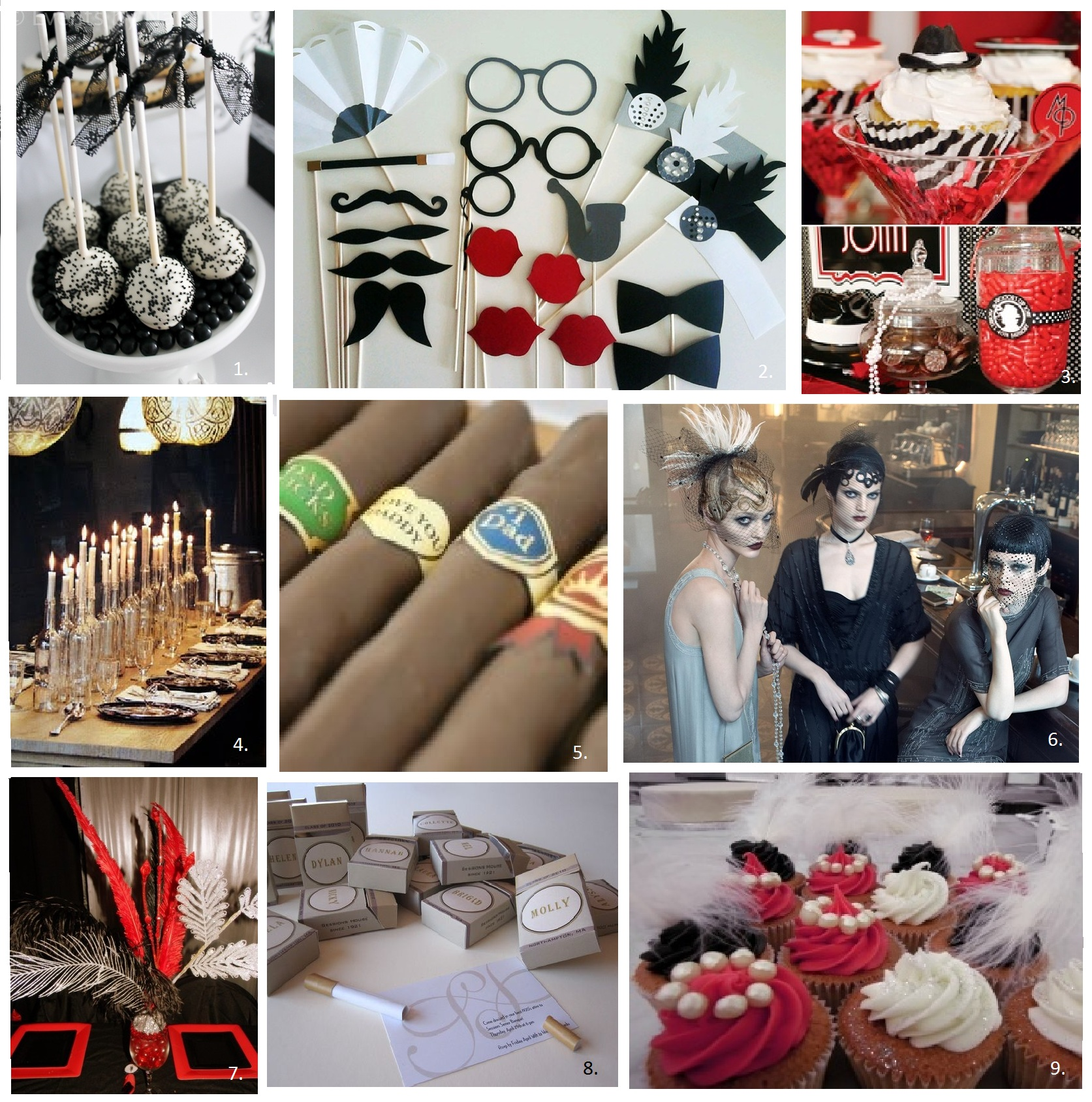 1920 s speakeasy birthday party the froggy frogs blog for 1920 s party decoration ideas